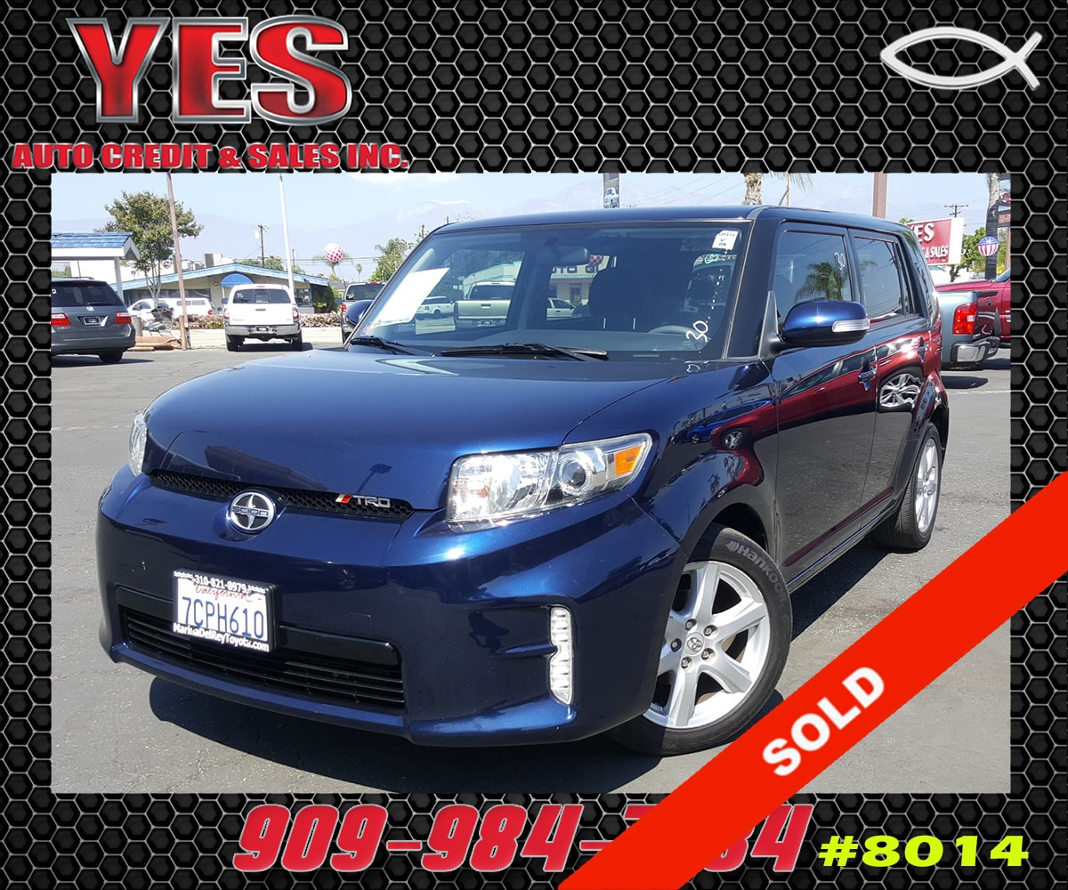 2013 Scion xB Base INTERNET PRICE Price does not include tax license fees accessories and af