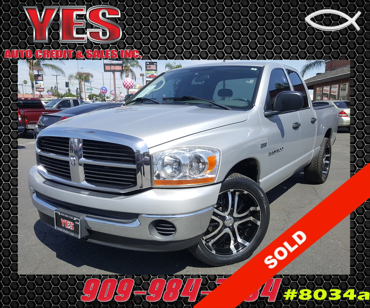 2006 Dodge Ram 1500 ST INTERNET PRICE Price does not include tax license fees accessories an