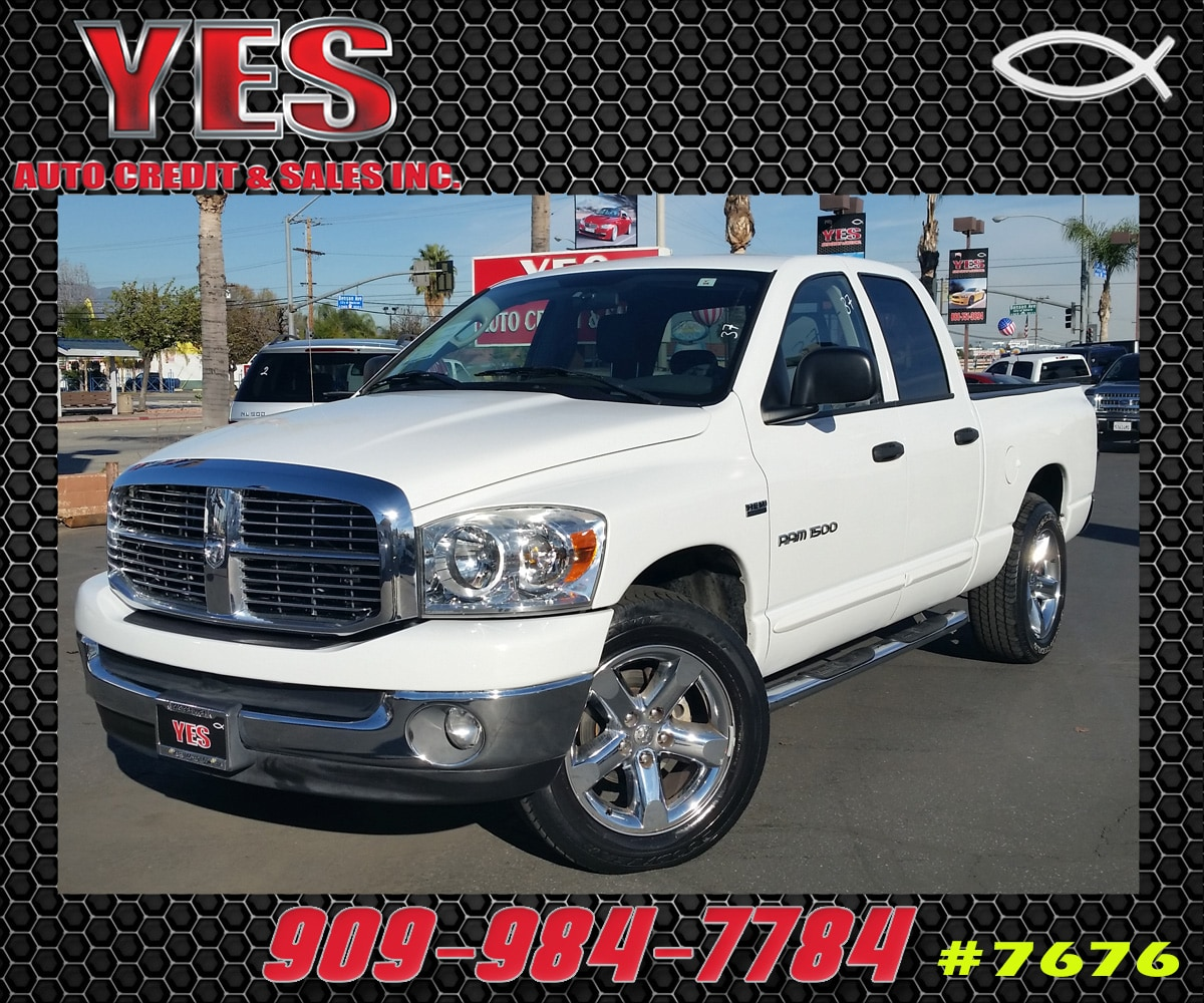 2007 Dodge Ram 1500 SLT MANAGER SPECIALPrice does not include tax licence fees accessories and af