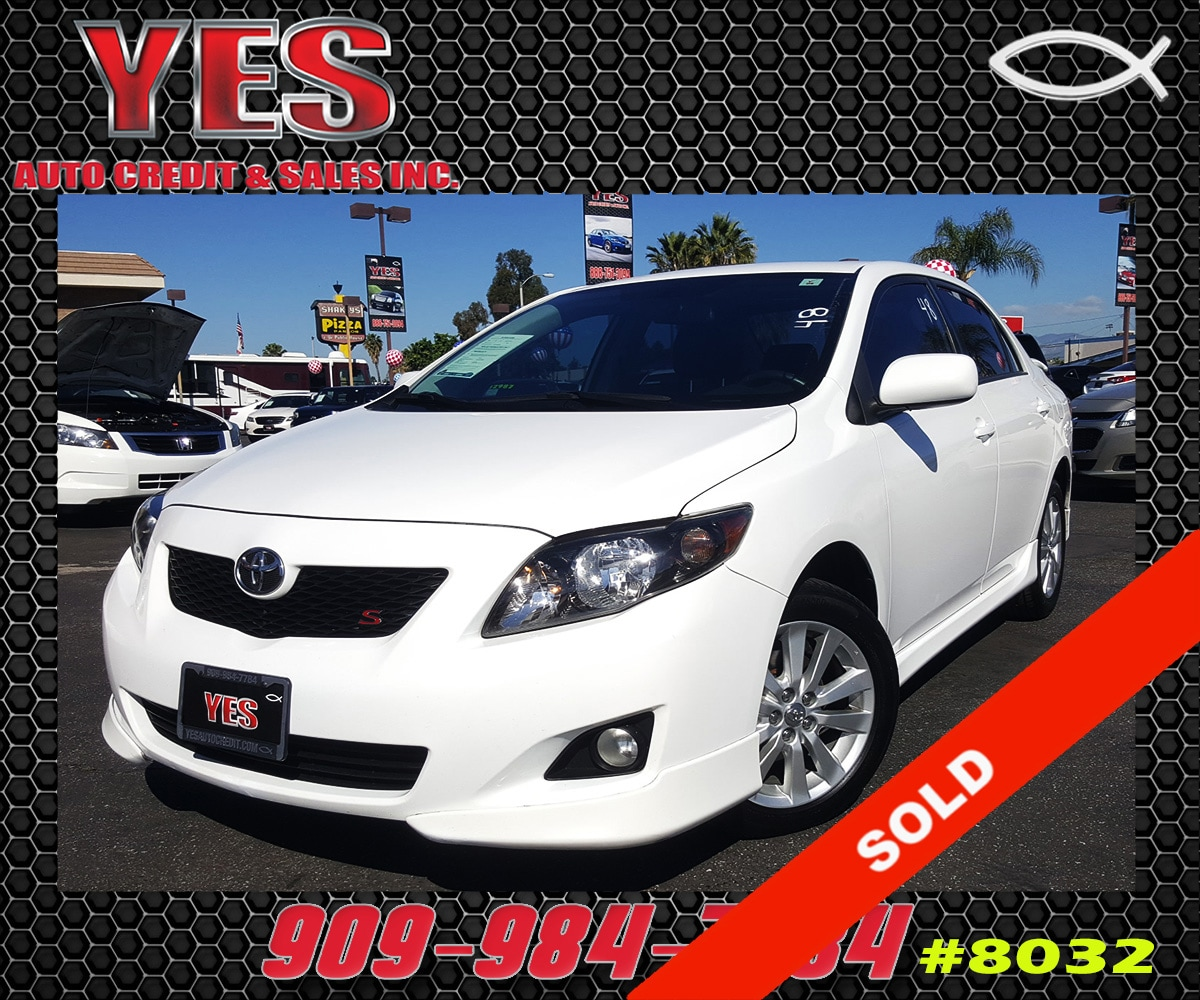 2010 Toyota Corolla S INTERNET PRICE Price does not include tax license fees accessories and