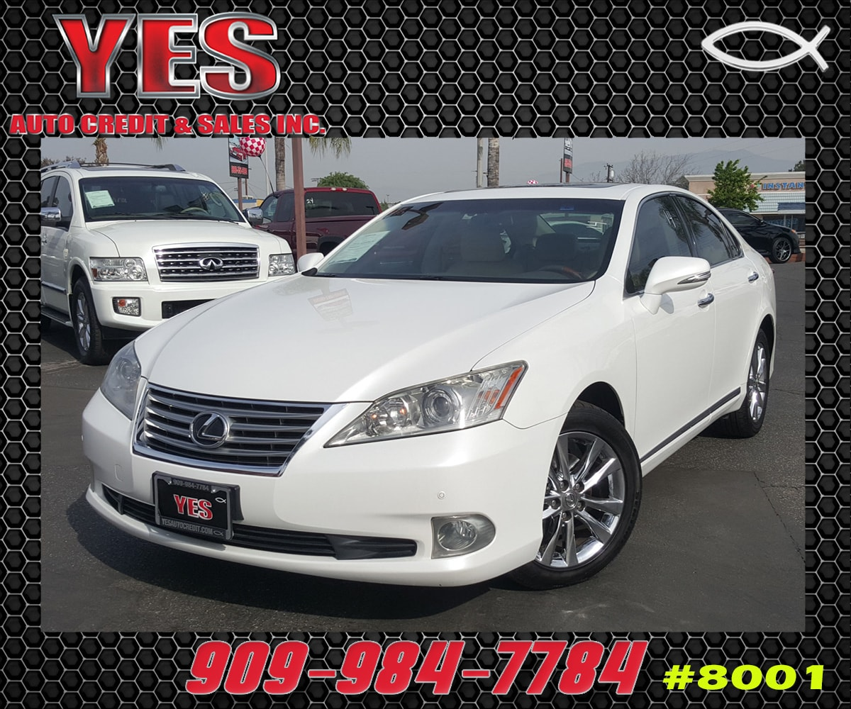 2010 Lexus ES 350 Base INTERNET PRICE Price does not include tax license fees accessories an