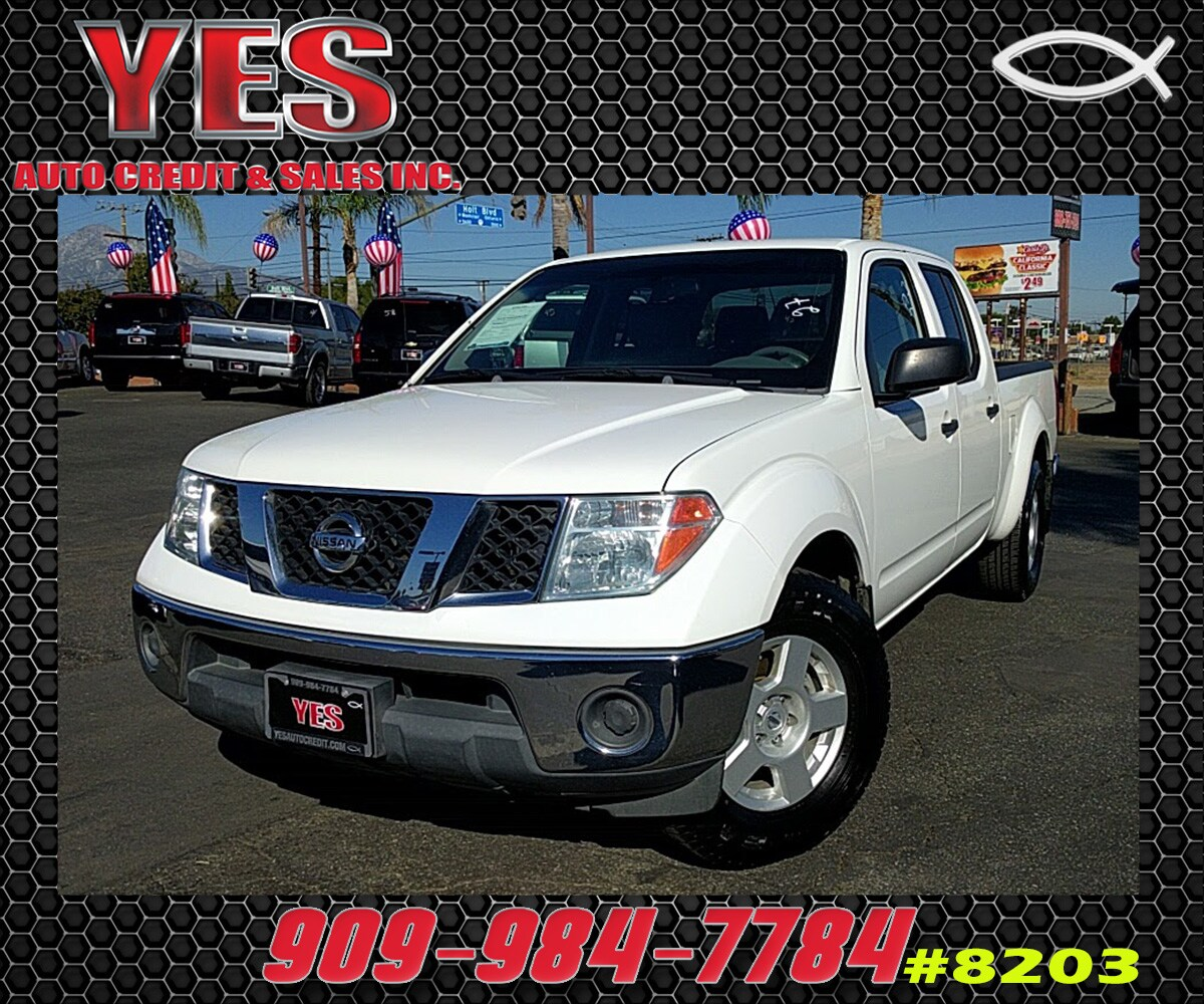 2007 Nissan Frontier SE INTERNET PRICE Price does not include tax license fees accessories a