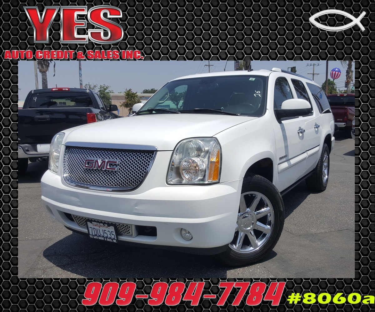 2007 GMC Yukon XL 1500 Denali INTERNET PRICE Price does not include tax license fees accesso