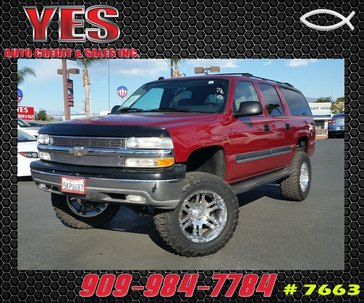 2004 Chevrolet Suburban 1500 LS MANAGER SPECIALPrice does not include tax licence fees accessorie