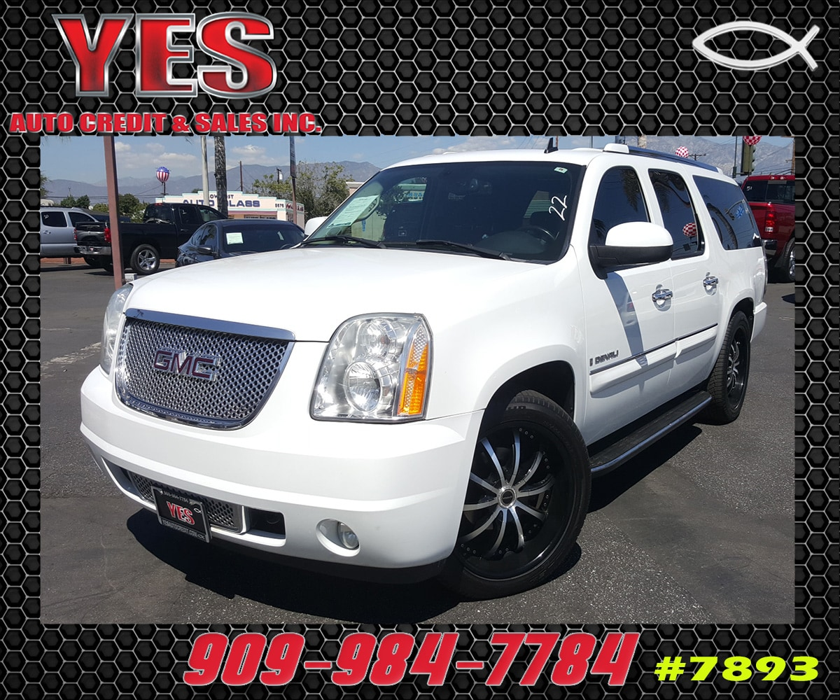 2008 GMC Yukon XL 1500 Denali MANAGER SPECIALPrice does not include tax licence fees accessories