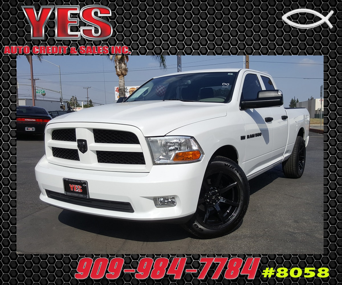 2012 Dodge Ram 1500 ST INTERNET PRICE Price does not include tax license fees accessories an