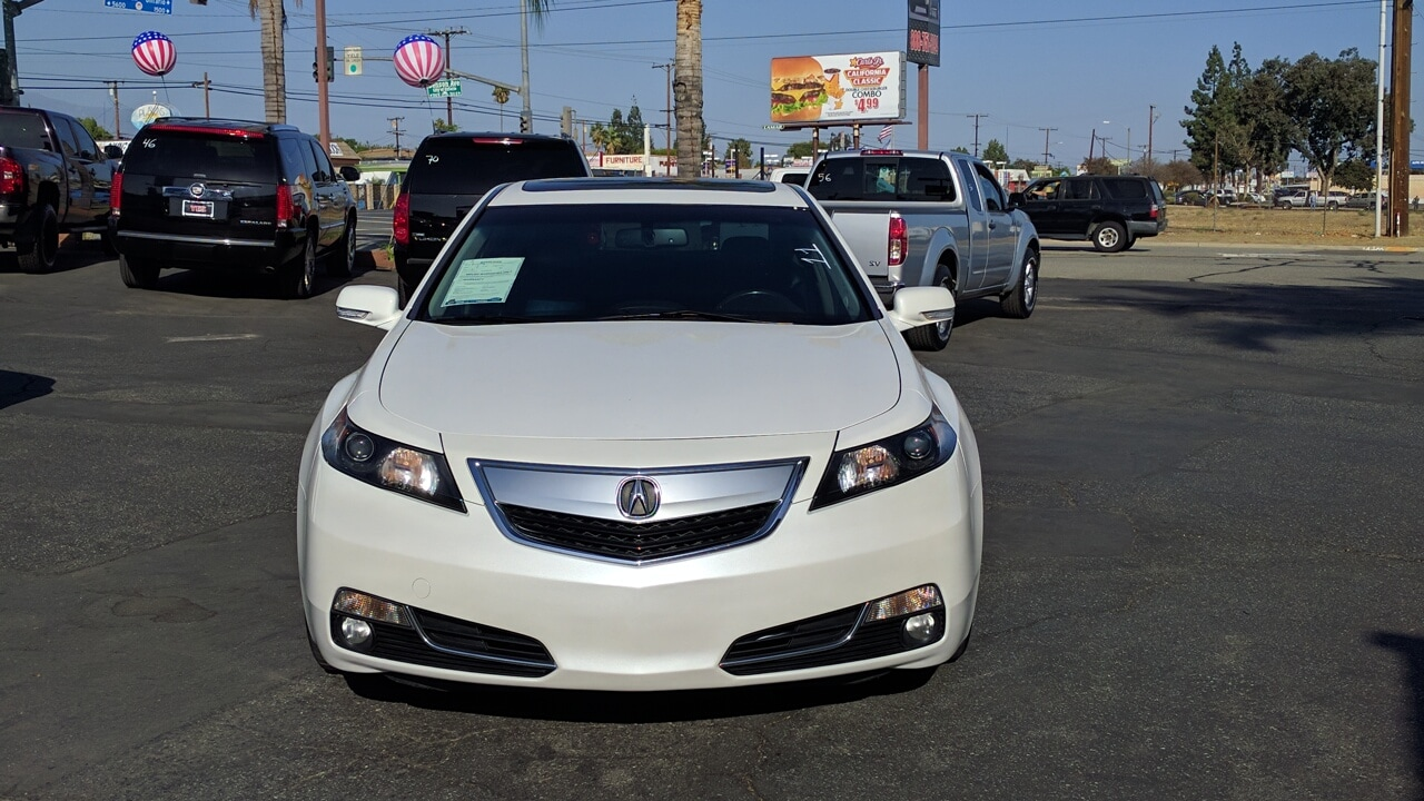 2012 Acura TL with Technology Package INTERNET PRICE Price does not include tax license fees