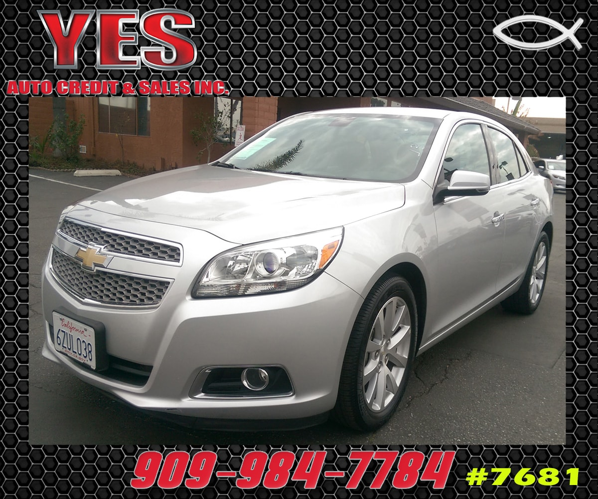 2013 Chevrolet Malibu 1LZ MANAGER SPECIALPrice does not include tax licence fees accessories and