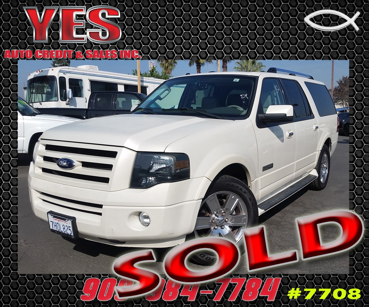 2008 Ford Expedition EL Limited MANAGER SPECIALPrice does not include tax licence fees accessori
