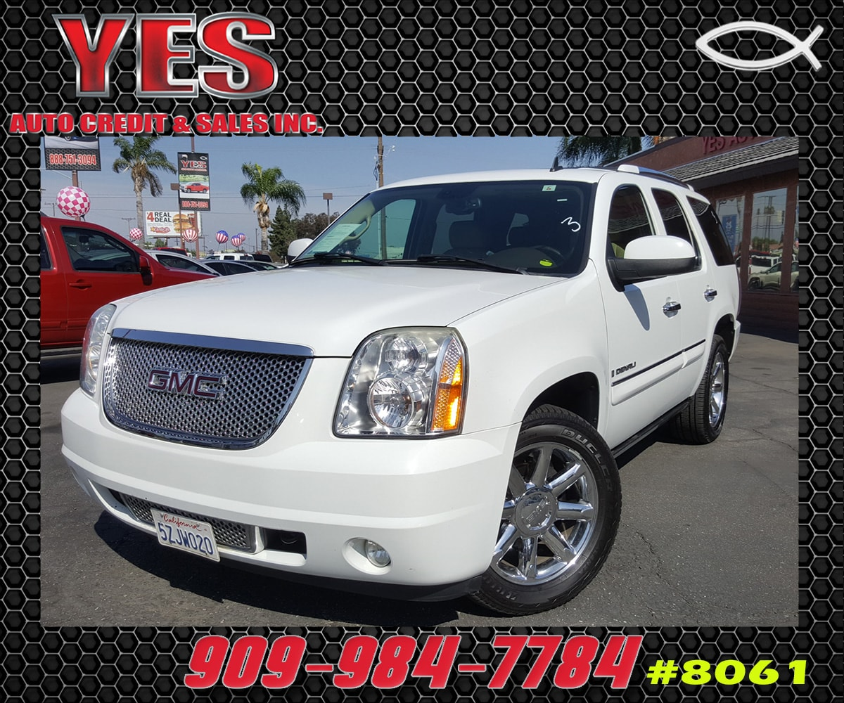 2007 GMC Yukon Denali INTERNET PRICE Price does not include tax license fees accessories and