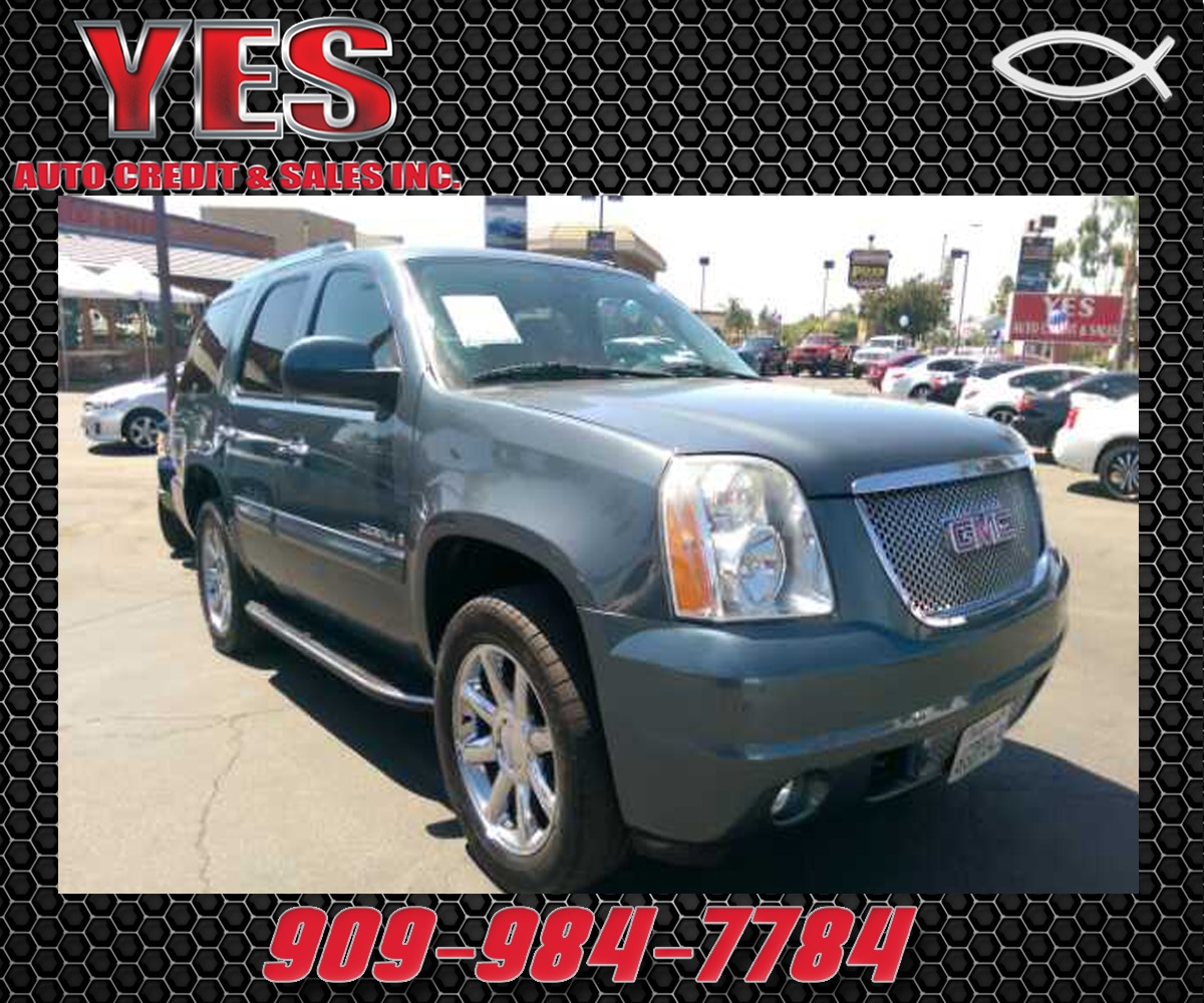 2008 GMC Yukon Denali MANAGER SPECIALPrice does not include tax licence fees accessories and afte