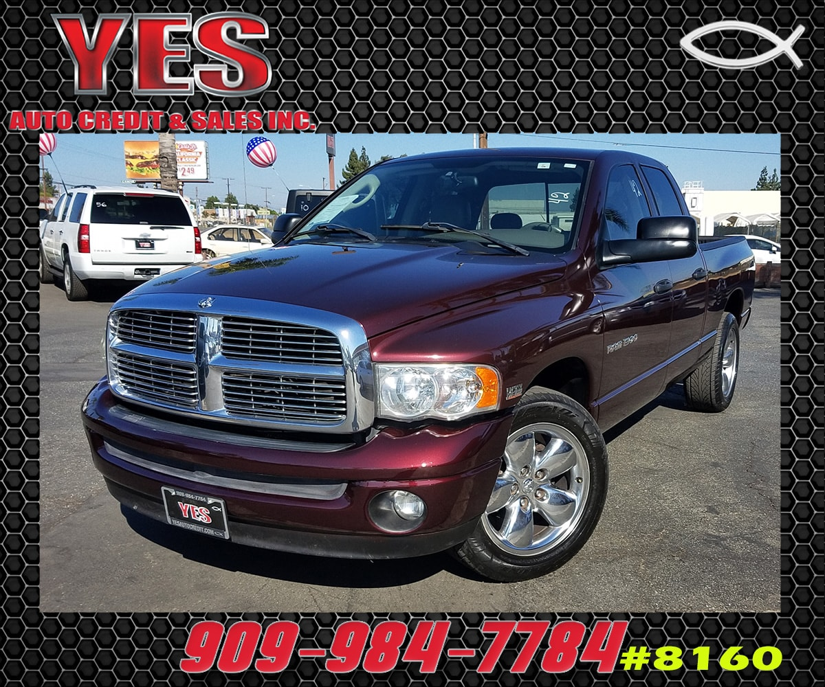 2005 Dodge Ram 1500 INTERNET PRICE Price does not include tax license fees accessories and a