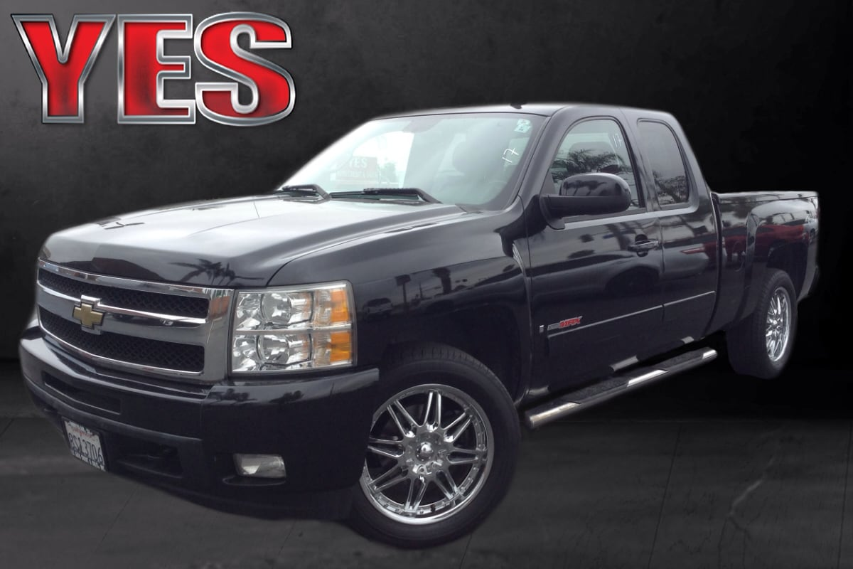 2008 Chevrolet Silverado 1500 Vortec Max LTZ 4x4 MANAGER SPECIALPrice does not include tax licence