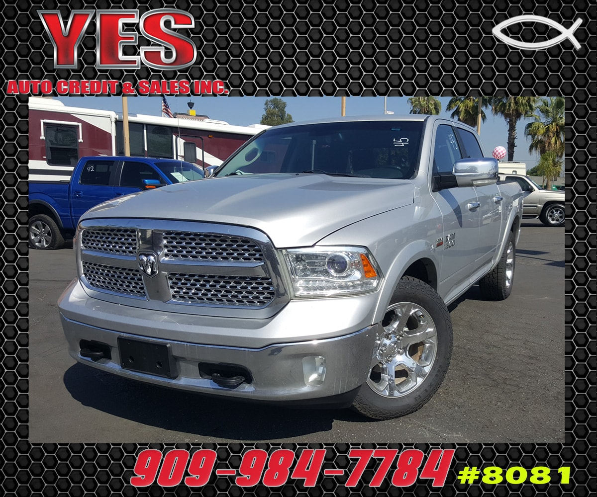 2013 Ram 1500 Laramie INTERNET PRICE Price does not include tax license fees accessories and