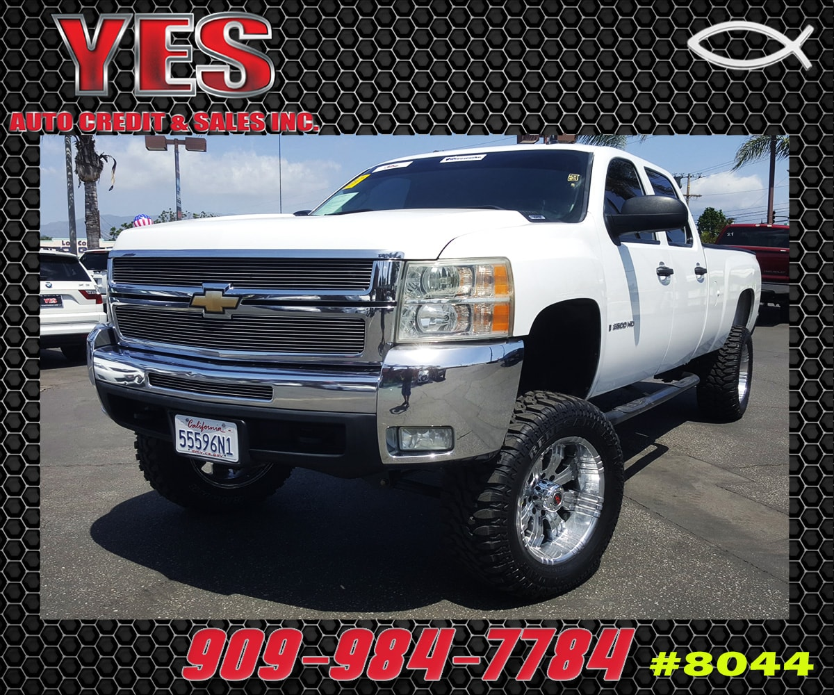 2008 Chevrolet Silverado 2500HD LT2 INTERNET PRICE Price does not include tax license fees a