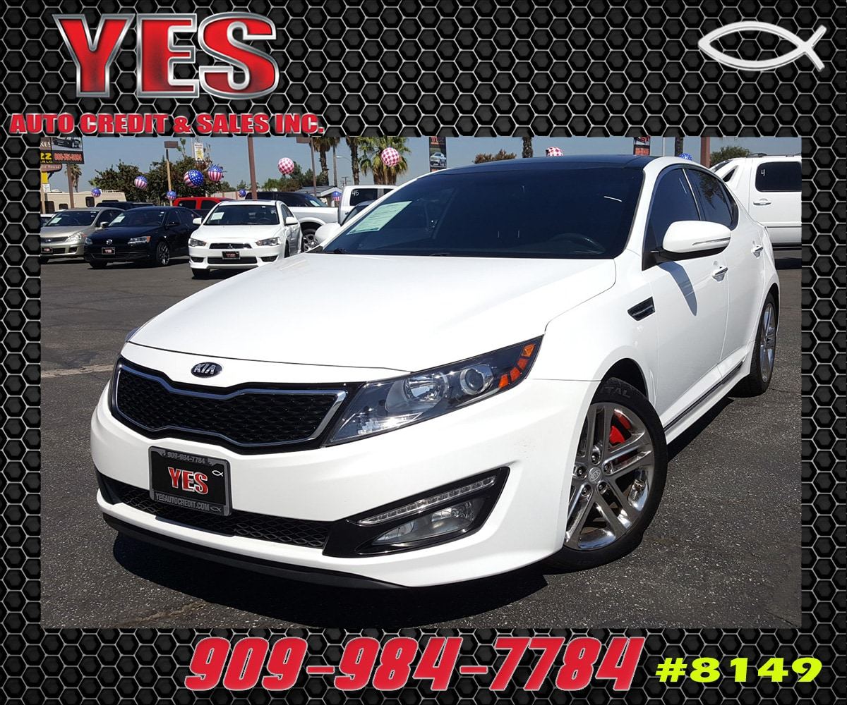 2013 Kia Optima SX INTERNET PRICE Price does not include tax license fees accessories and af