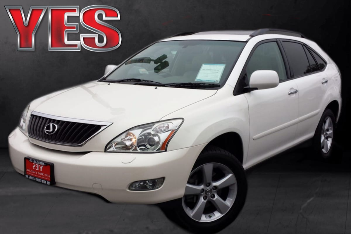 2008 Lexus RX 350 MANAGER SPECIAL Price does not include tax licence fees accessories and afterma