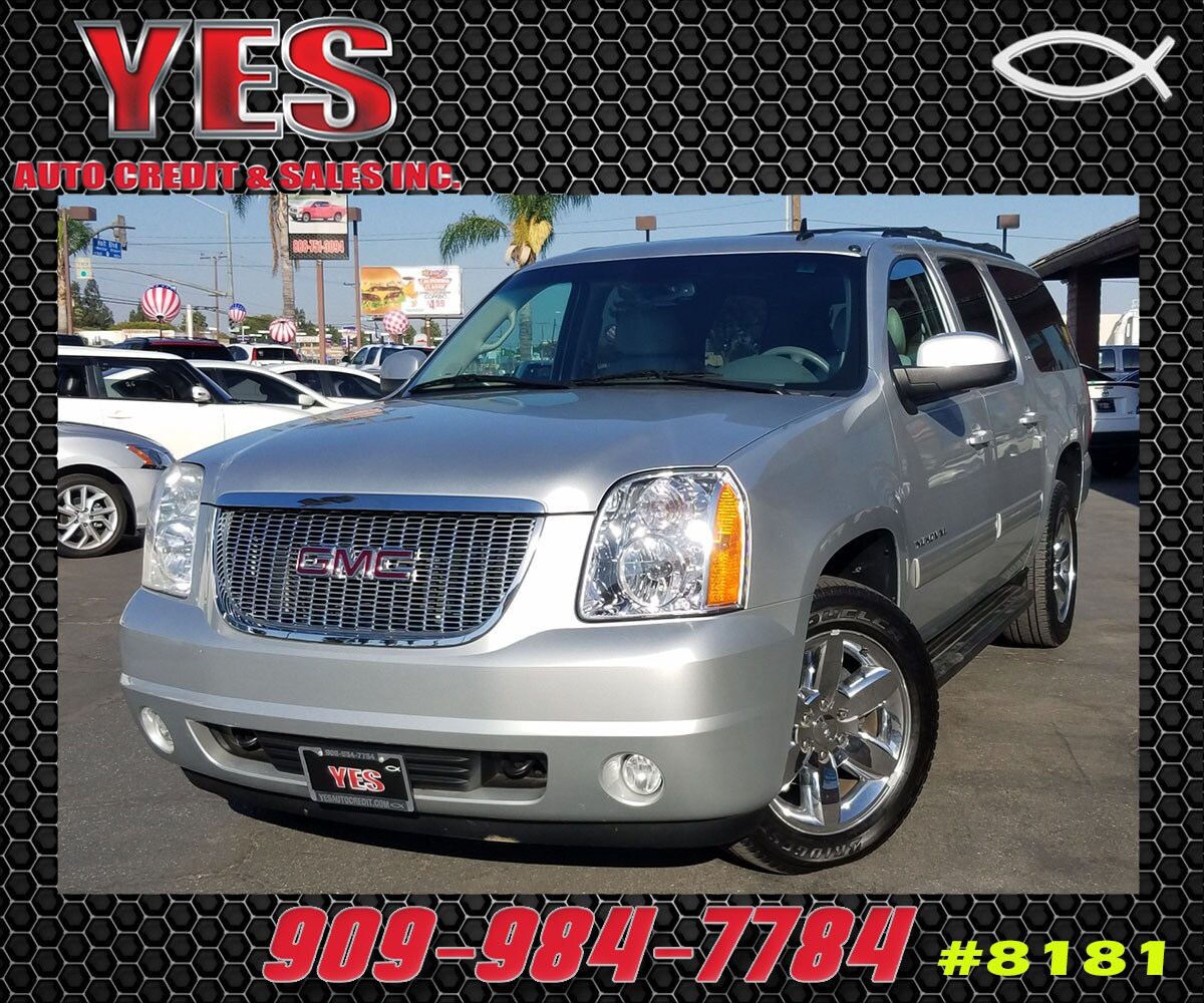 2012 GMC Yukon XL 1500 SLT INTERNET PRICE Price does not include tax license fees accessorie