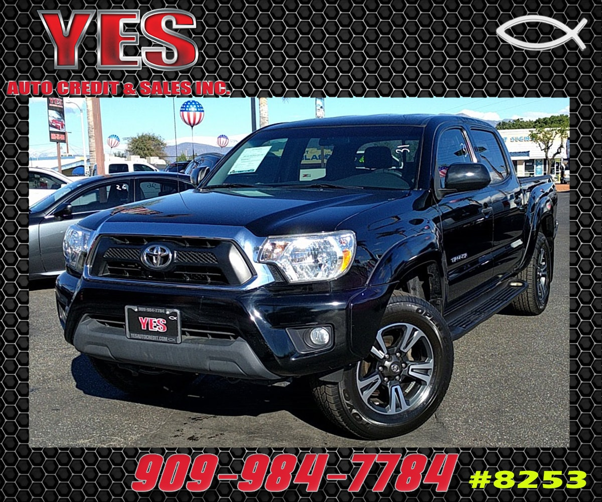 2014 Toyota Tacoma PreRunner V6 INTERNET PRICE Price does not include tax license fees acces