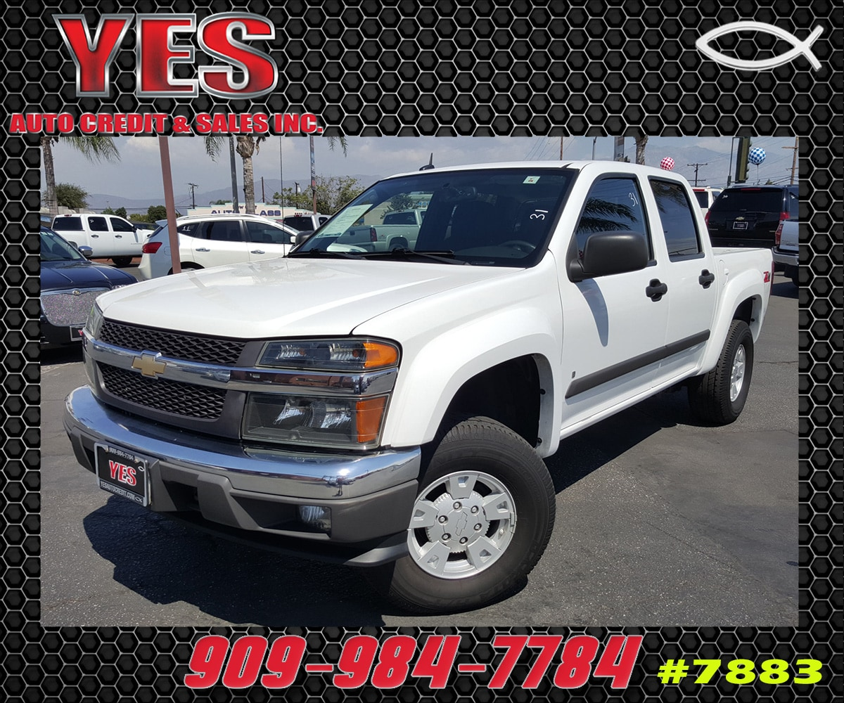 2008 Chevrolet Colorado LT MANAGER SPECIALPrice does not include tax licence fees accessories an