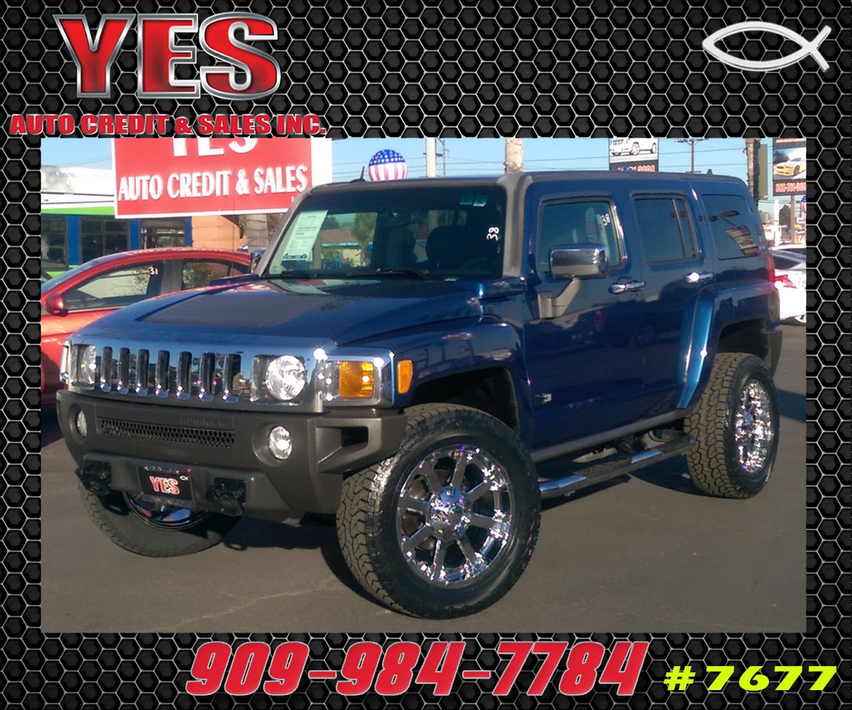 2006 HUMMER H3 SUV Base MANAGER SPECIALPrice does not include tax licence fees accessories and af