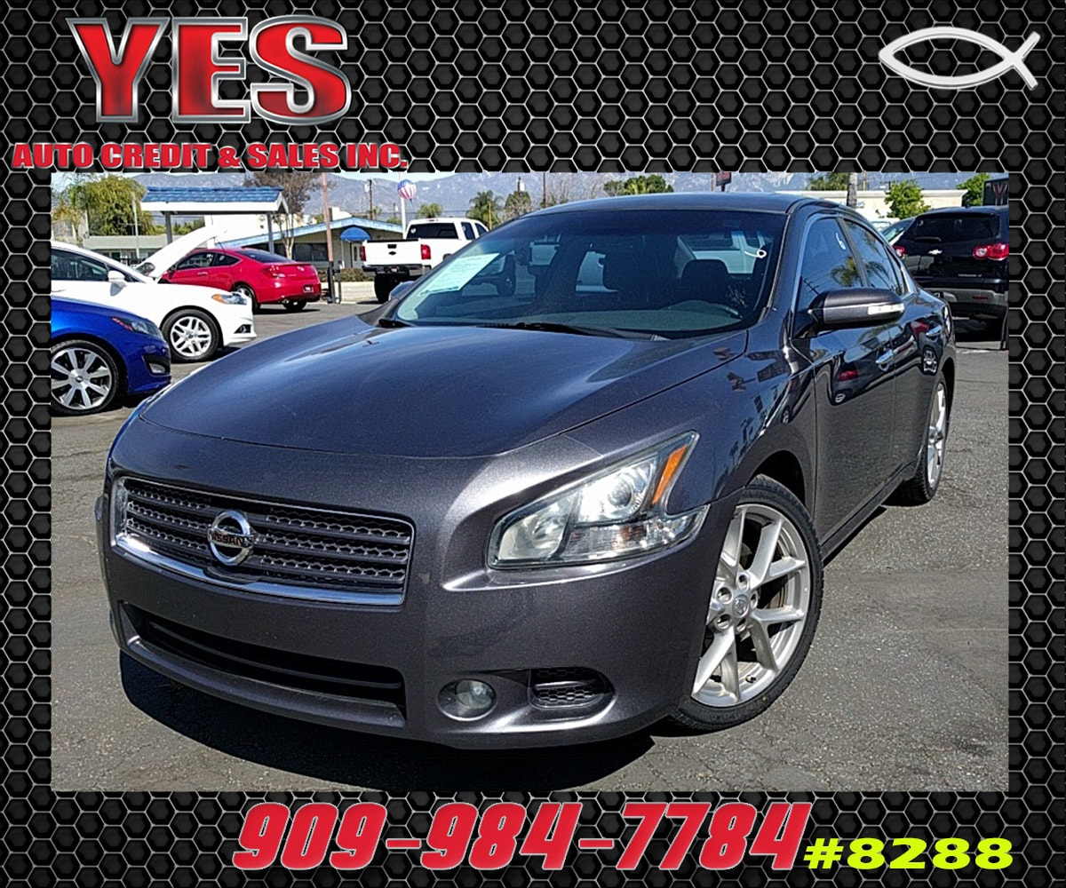 2011 Nissan Maxima 35 SV INTERNET PRICE Price does not include tax license fees accessories