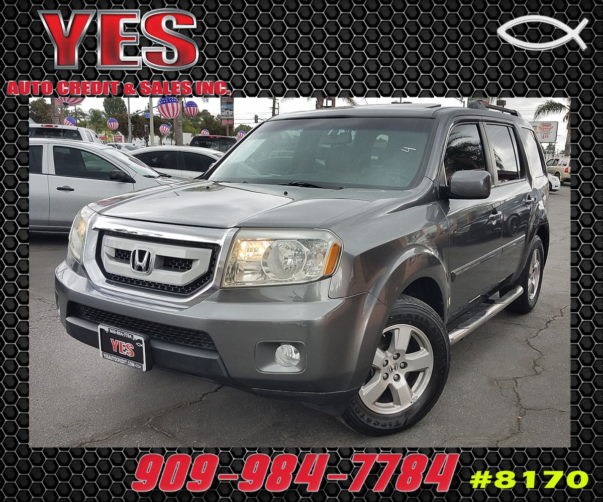 2011 Honda Pilot EX-L wRES INTERNET PRICE Price does not include tax license fees accessori