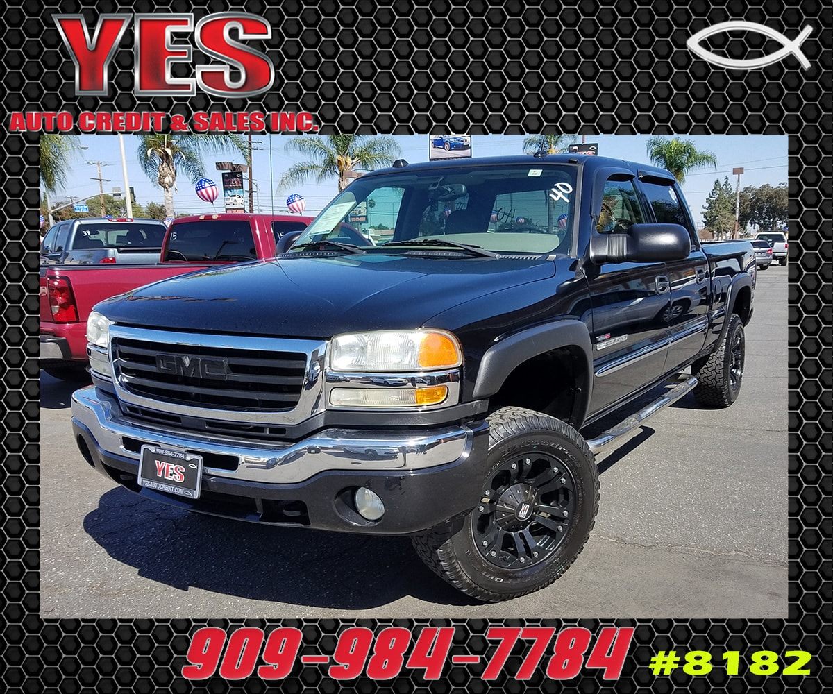 2004 GMC Sierra 2500HD SLT INTERNET PRICE Price does not include tax license fees accessorie