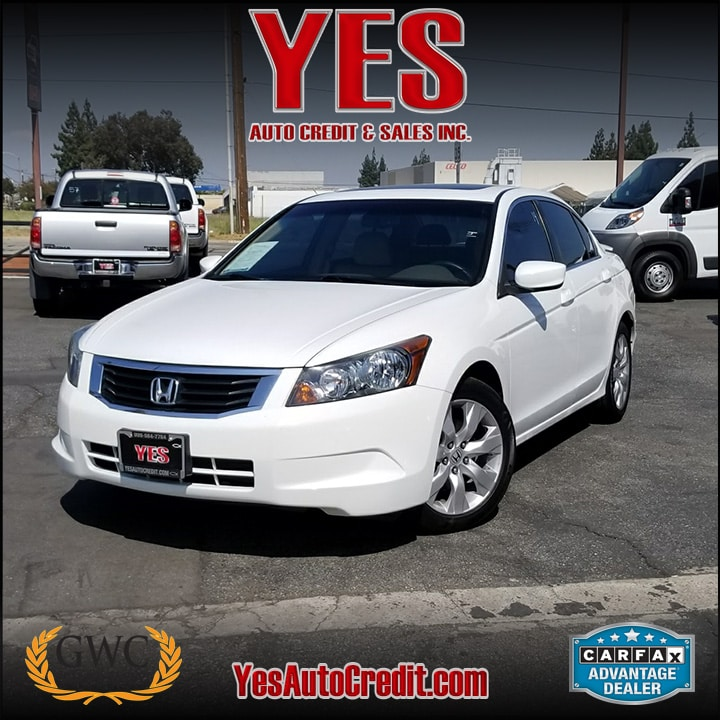 2008 Honda Accord 24 EX-L INTERNET PRICE Price does not include tax license fees accessorie