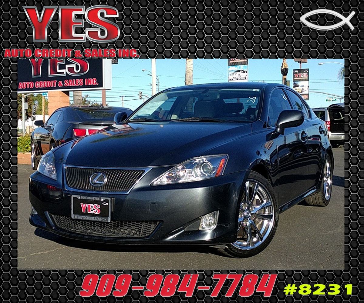 2008 Lexus IS 350 Base INTERNET PRICE Price does not include tax license fees accessories an