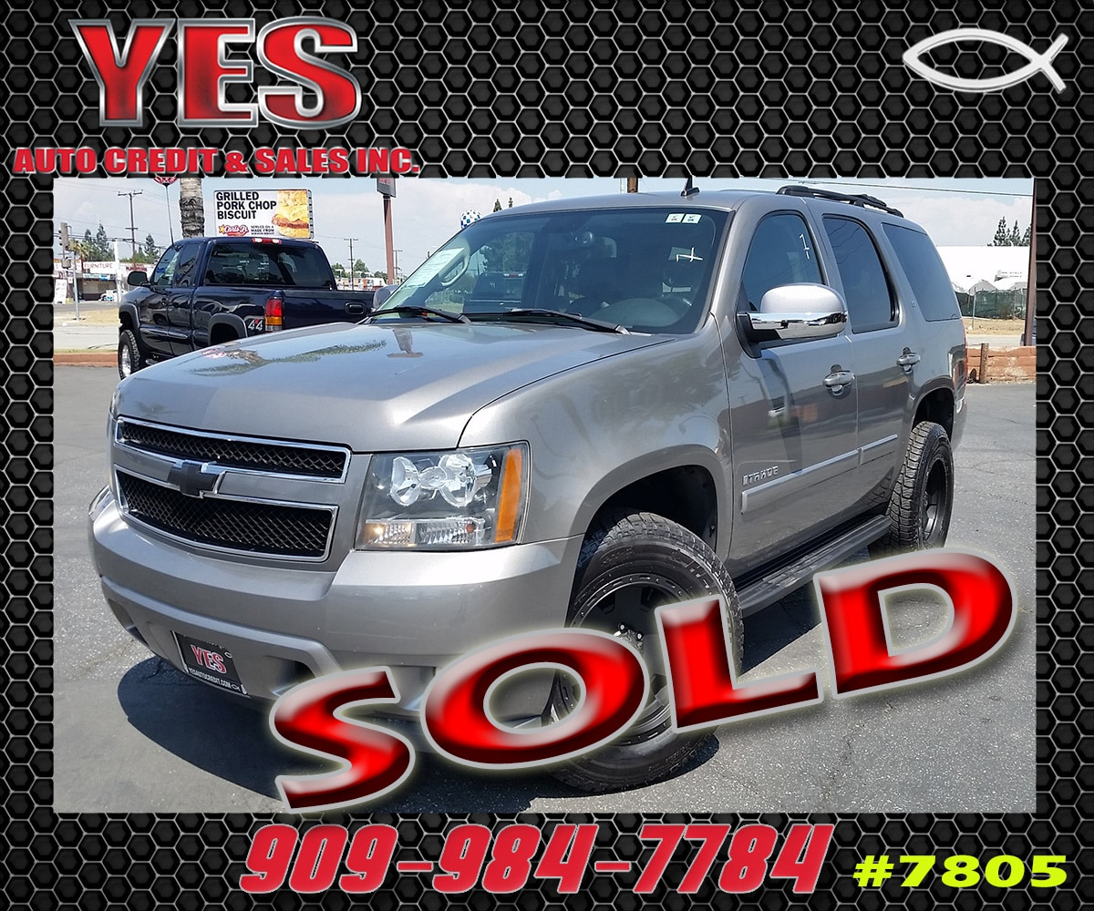 2007 Chevrolet Tahoe LT MANAGER SPECIALPrice does not include tax licence fees accessories and a