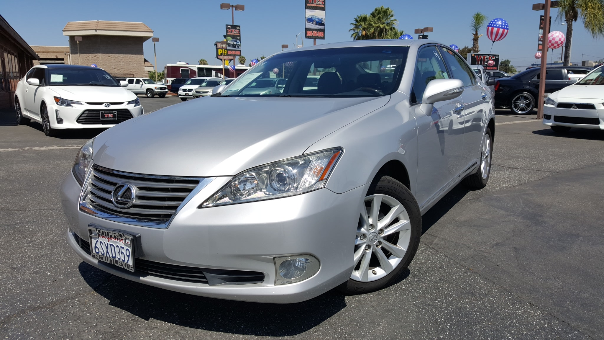 2011 Lexus ES 350 Base INTERNET PRICE Price does not include tax license fees accessories an