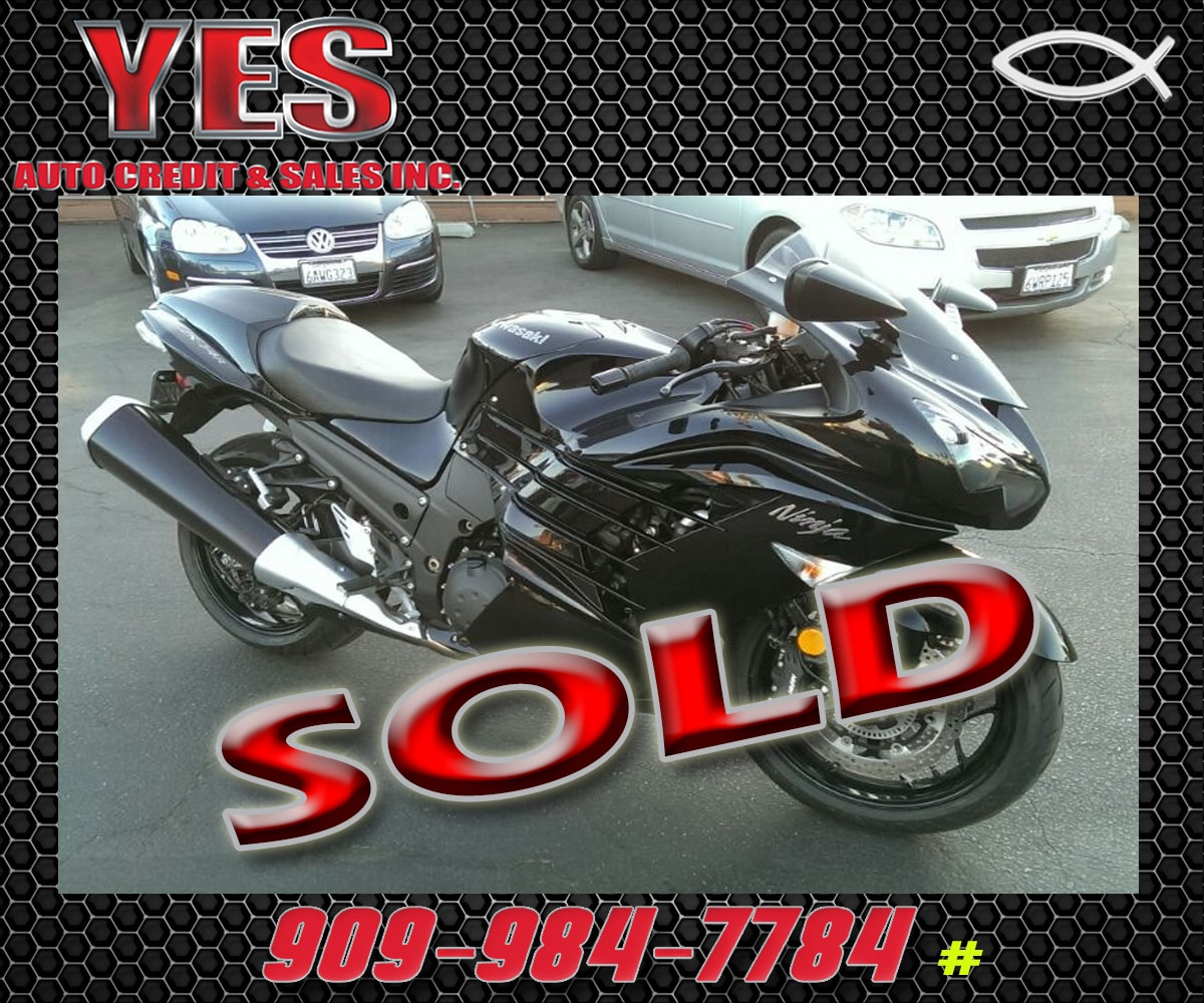 2012 Kawasaki ZX14R NINJA MANAGER SPECIAL Price does not include tax license fees accessories and