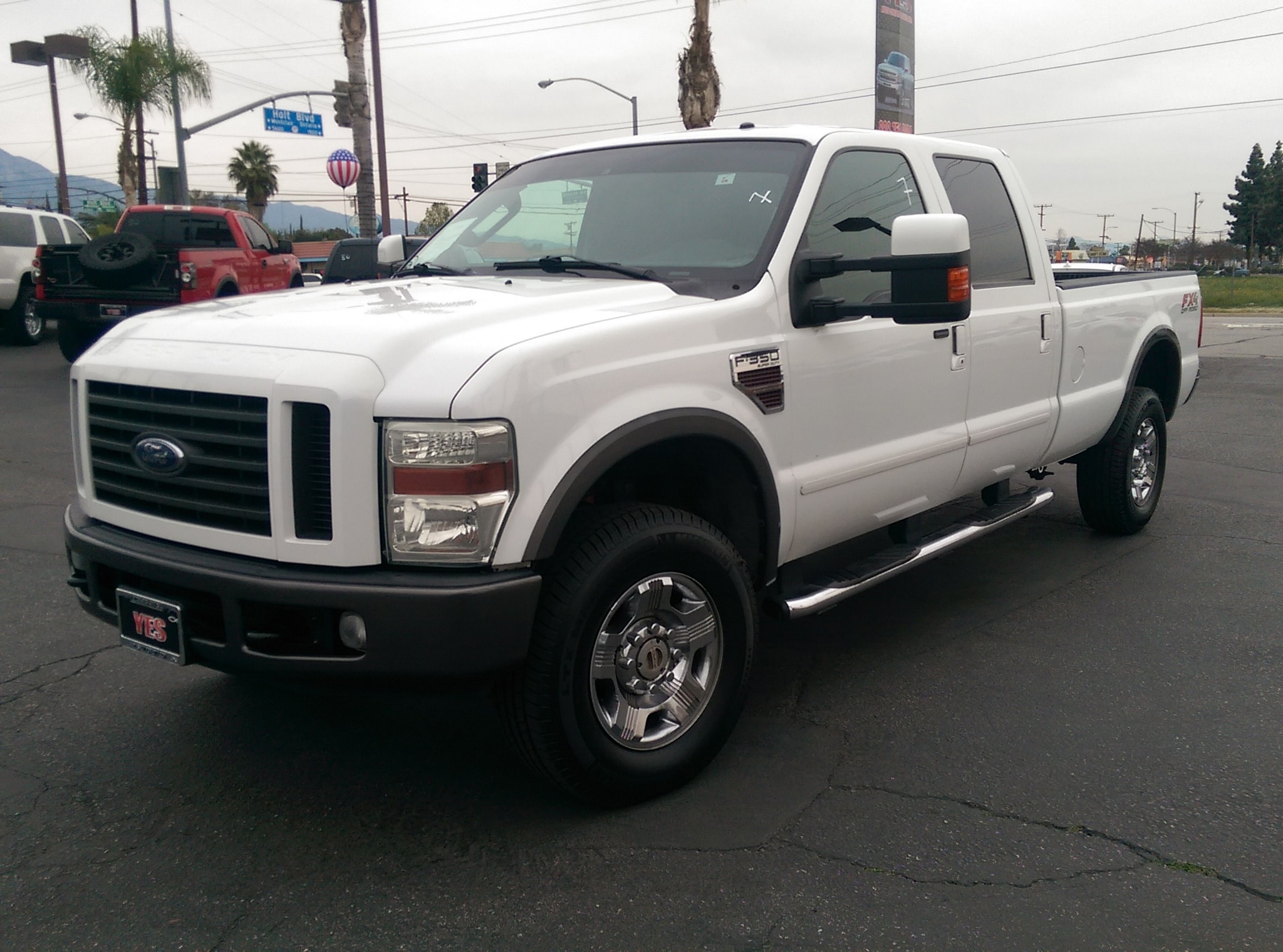 2008 Ford F-350 FX4 MANAGER SPECIALPrice does not include tax licence fees accessories and afterm