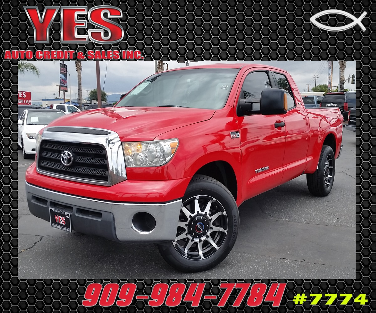 2007 Toyota Tundra SR5 57L V8 MANAGER SPECIALPrice does not include tax licence fees accessorie