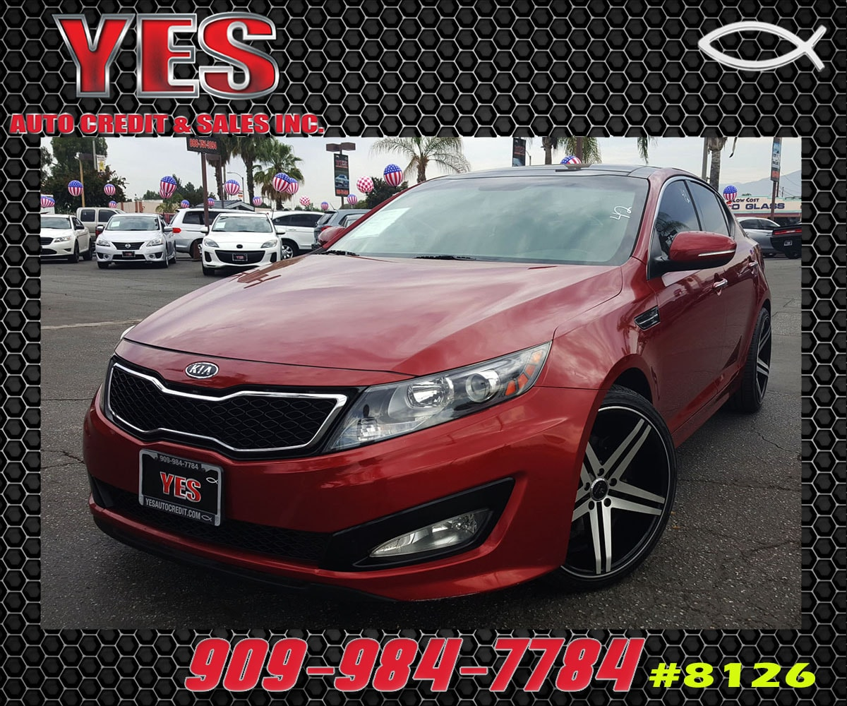 2012 Kia Optima SX INTERNET PRICE Price does not include tax license fees accessories and af