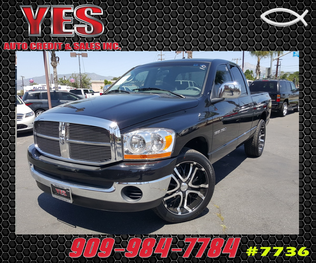 2006 Dodge Ram 1500 SLT MANAGER SPECIALPrice does not include tax licence fees accessories and a