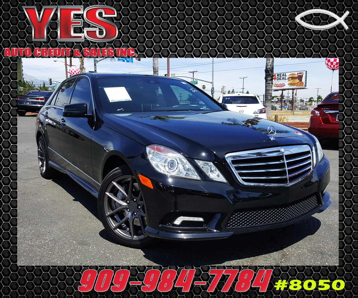 2010 Mercedes E-Class E550 INTERNET PRICE Price does not include tax license fees accessorie