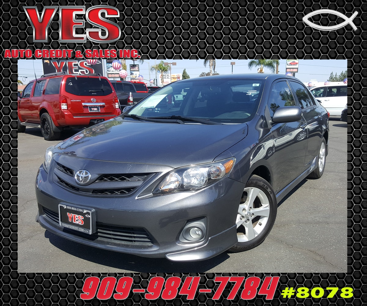 2011 Toyota Corolla LE INTERNET PRICE Price does not include tax license fees accessories an