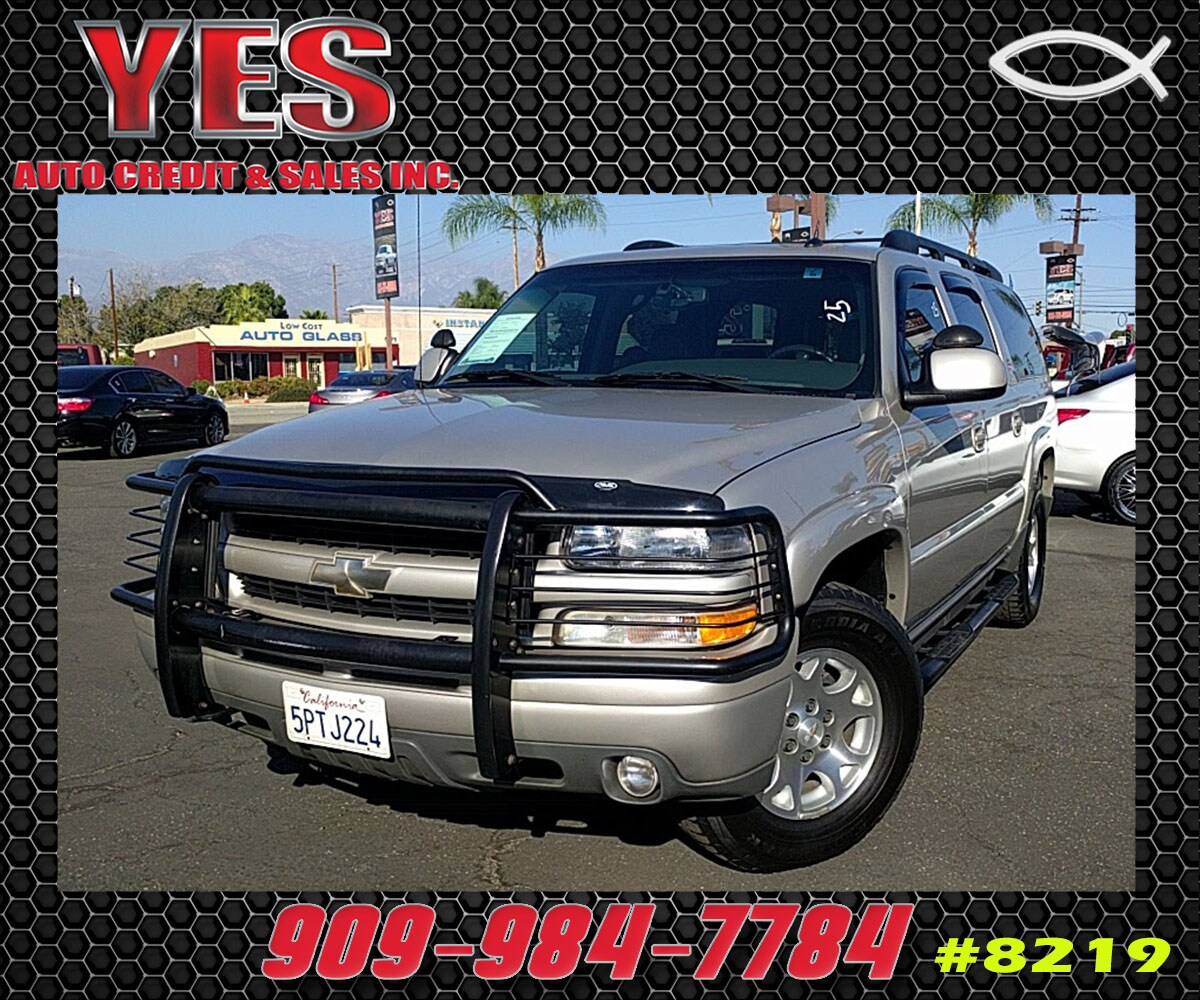 2005 Chevrolet Suburban 1500 Z71 INTERNET PRICE Price does not include tax license fees acce