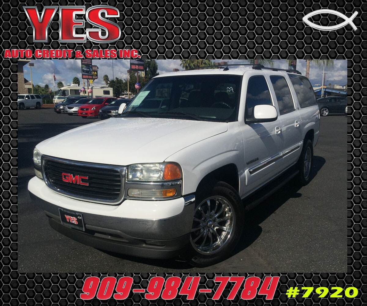 2005 GMC Yukon XL 1500 INTERNET PRICE Price does not include tax license fees accessories an