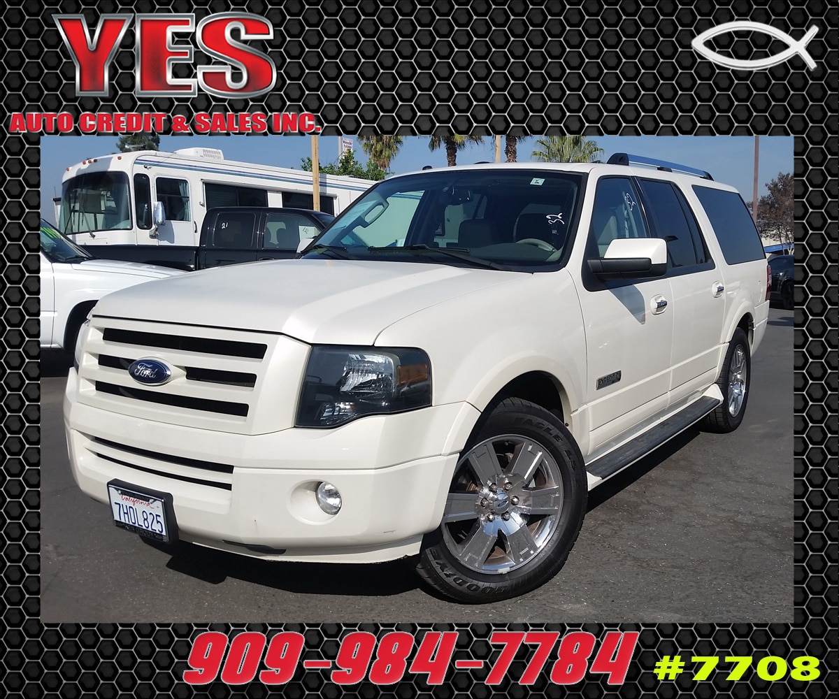 2008 Ford Expedition EL Limited MANAGER SPECIALPrice does not include tax licence fees accessorie