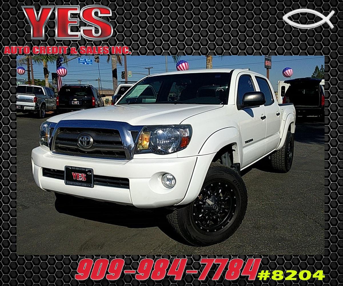 2010 Toyota Tacoma Base V6 INTERNET PRICE Price does not include tax license fees accessorie