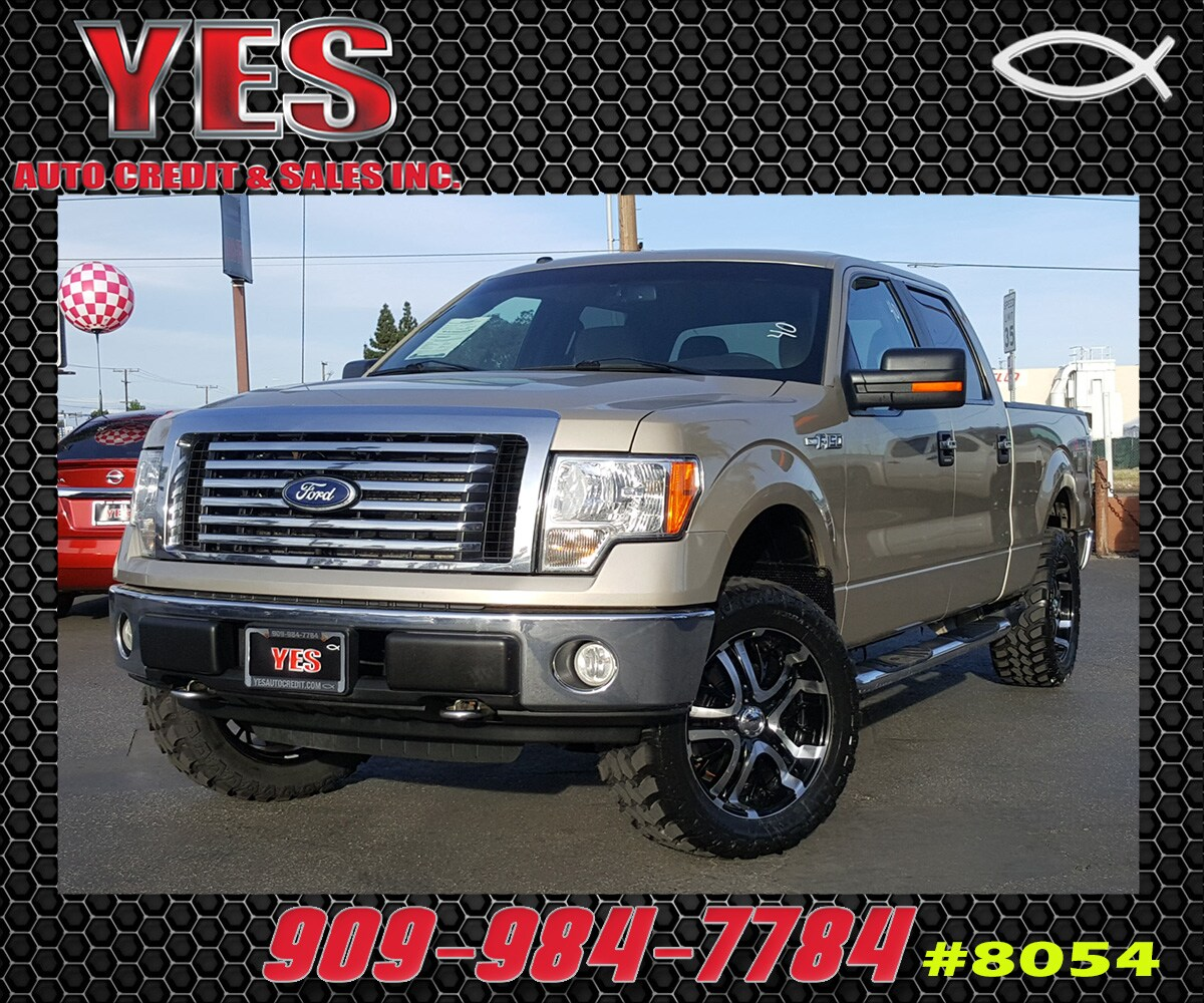 2010 Ford F-150 XLT INTERNET PRICE Price does not include tax license fees accessories and a