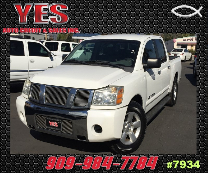 2006 Nissan Titan XE INTERNET PRICE Price does not include tax license fees accessories and