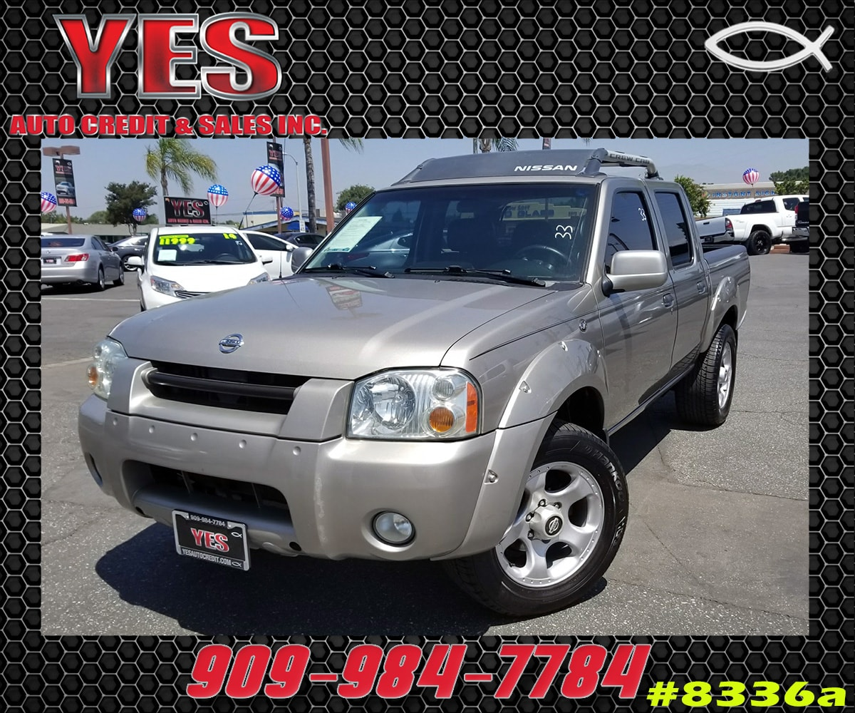 2004 Nissan Frontier INTERNET PRICE Price does not include tax license fees accessories and