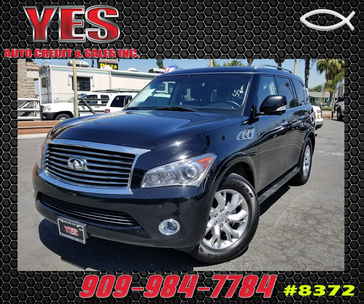 2011 INFINITI QX56 INTERNET PRICE Price does not include tax license fees accessories and af