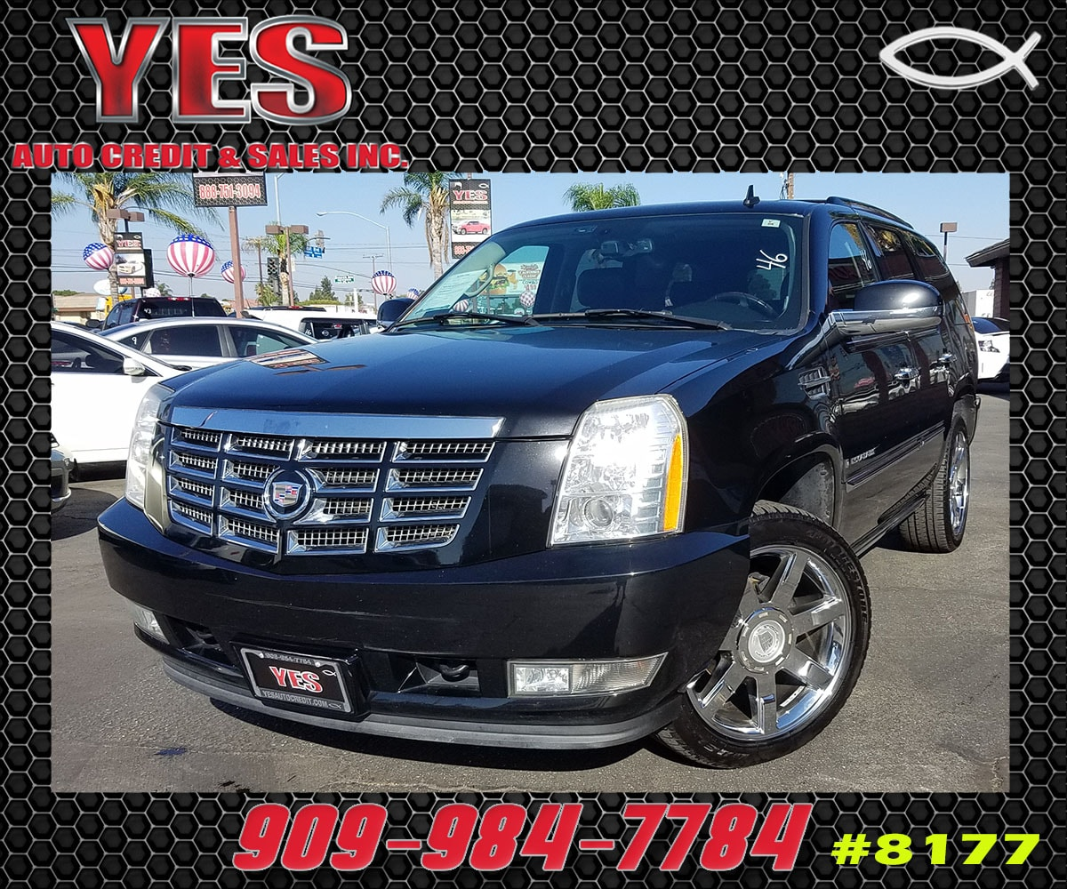 2008 CADILLAC ESCALADE Base INTERNET PRICE Price does not include tax license fees accessori