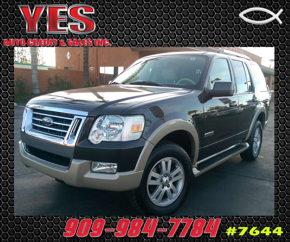 2006 Ford Explorer Eddie Bauer 40L MANAGER SPECIALPrice does not include tax licence fees access
