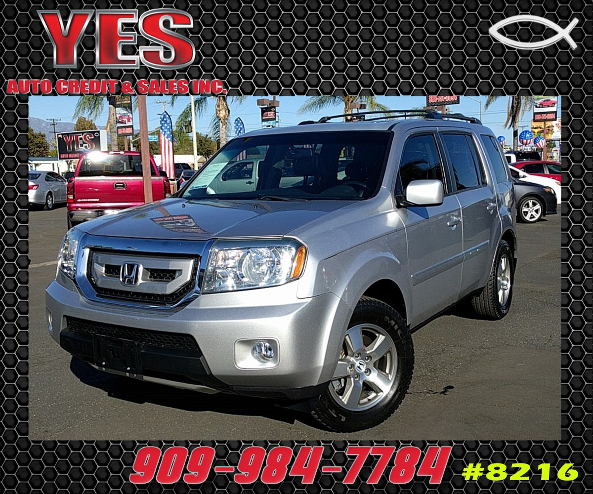 2010 Honda Pilot EX-L INTERNET PRICE Price does not include tax license fees accessories and
